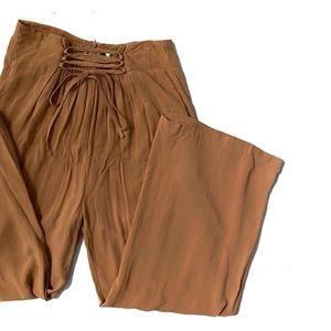 Umgee Wide Leg Pants